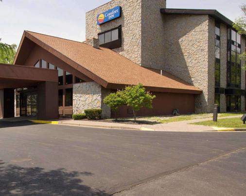Comfort Inn Carrier Circle - Syracuse - Building