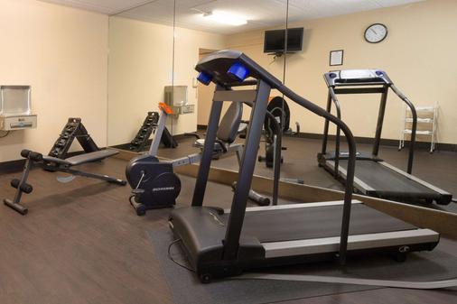 Comfort Inn Carrier Circle - Syracuse - Gym