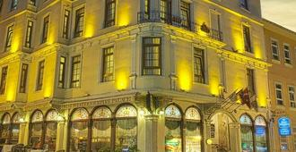 Best Western Empire Palace - Istanbul - Building