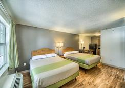 Studio 6 San Antonio - Medical Center - San Antonio - Bedroom