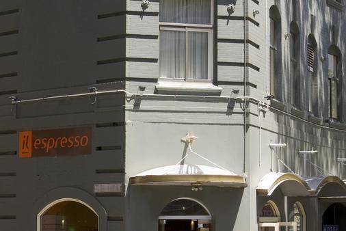 Best Western Plus Hotel Stellar - Sydney - Building