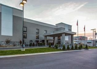 Quality Suites Nashville Airport