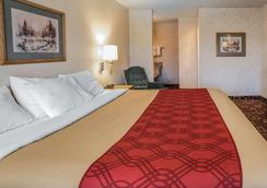 Econo Lodge - Saint George - Bedroom