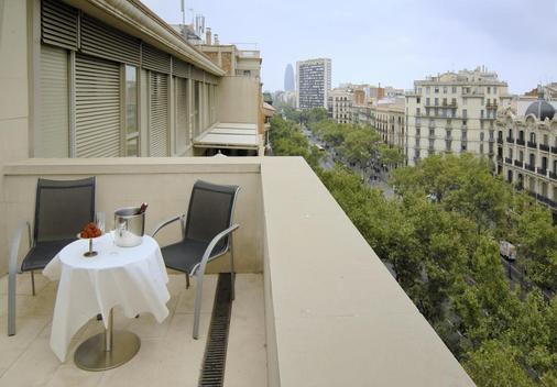 Gran Hotel Havana - Barcelona - Balcony