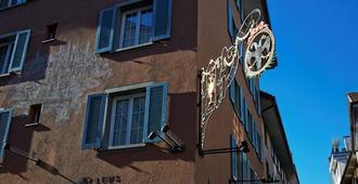 Hotel Adler - Zurich - Building