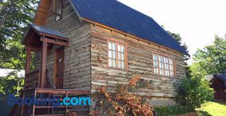 Galeazzi Basily Bed & Breakfast y Cabañas Aves del Sur - Ushuaia - Building