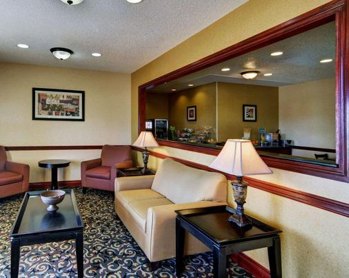 Quality Inn and Suites Wichita Falls I-44 - Wichita Falls - Lobby