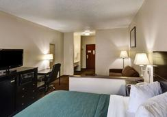 Quality Inn and Suites Wichita Falls I-44 - Wichita Falls - Bedroom