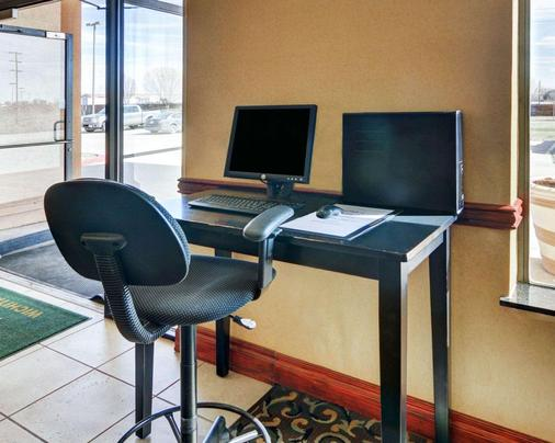 Quality Inn and Suites Wichita Falls I-44 - Wichita Falls - Business centre