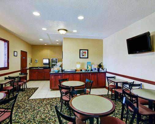 Quality Inn and Suites Wichita Falls I-44 - Wichita Falls - Restaurant