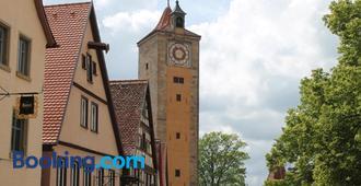 Klosterstuble - Rothenburg ob der Tauber - Building