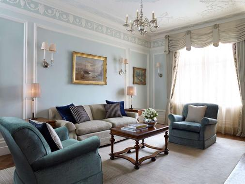 The Connaught - London - Living room