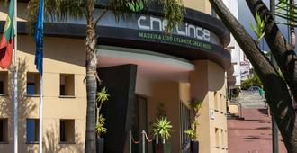 The Lince Madeira Lido Atlantic Great Hotel - Funchal - Building
