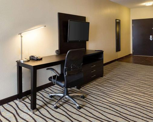 Comfort Suites near Westchase on Beltway 8 - Houston - Room amenity