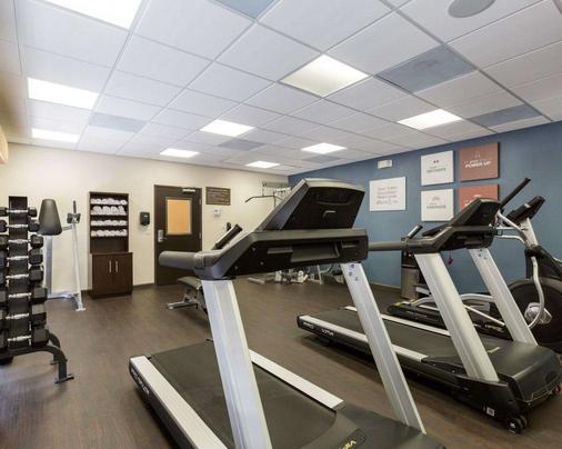 Comfort Suites near Westchase on Beltway 8 - Houston - Gym