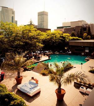Hotel Bonaventure Montreal - Montreal - Pool