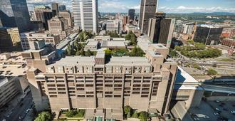 Hotel Bonaventure Montreal - Montreal - Building