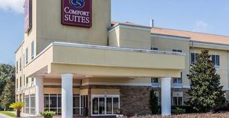 Comfort Suites - Brunswick - Building