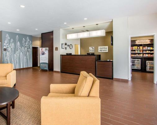 Mainstay Suites - Meridian - Lobby