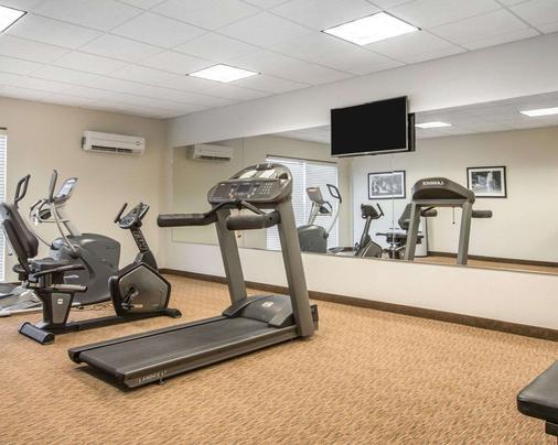 Mainstay Suites - Meridian - Gym