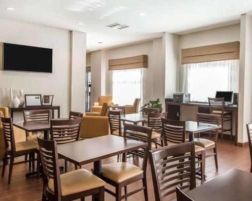 Mainstay Suites - Meridian - Restaurant