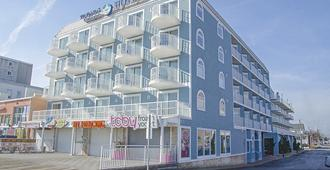 Tidelands Caribbean Hotel and Suites - Ocean City - Building