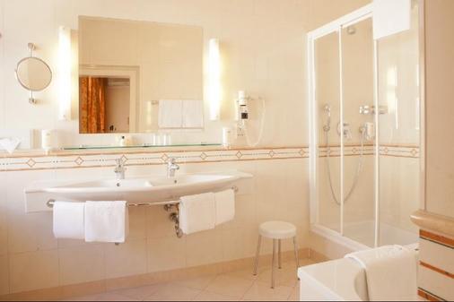 Hotel Kaiserin Elisabeth - Vienna - Bathroom