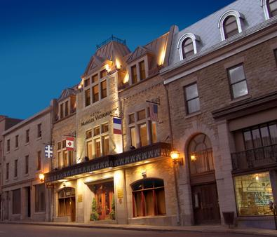 Hotel Manoir Victoria - Québec City - Building
