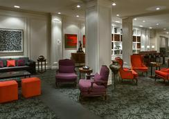 Hotel Manoir Victoria - Québec City - Lounge