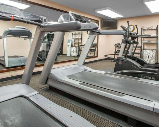 Quality Inn - Schaumburg - Gym
