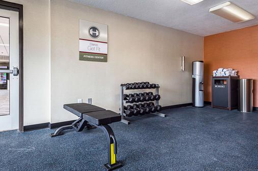 Clarion Inn and Suites near Downtown - Knoxville - Gym