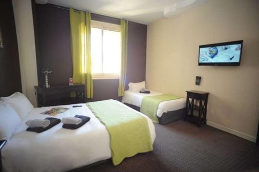 Hôtel Akena Hf - Limoges - Bedroom
