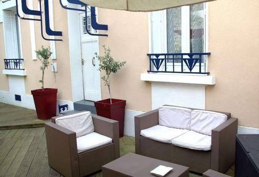 Hôtel Akena Hf - Limoges - Building