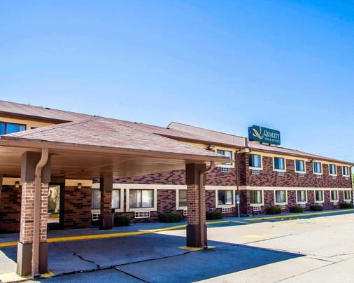 Quality Inn & Suites - Champaign - Building