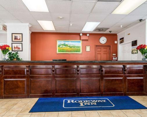 Rodeway Inn University - Newark - Lobby
