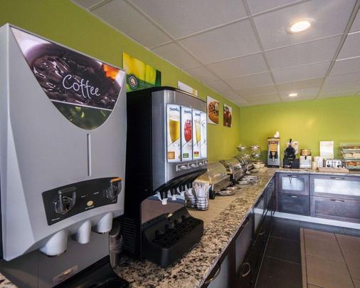Quality Inn & Suites Airport - El Paso - Restaurant