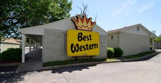 Best Western Route 66 Rail Haven - Springfield - Building
