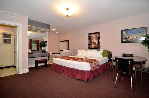 Best Western Route 66 Rail Haven - Springfield - Bedroom