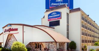 Howard Johnson Express Inn - Arlington Ballpark / - Arlington - Building