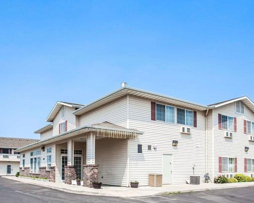 Rodeway Inn & Suites - Spokane - Building