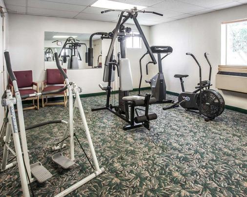 Rodeway Inn & Suites - Spokane - Gym
