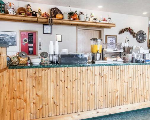 Rodeway Inn & Suites - Spokane - Restaurant