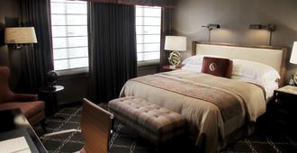 The Los Angeles Athletic Club - Los Angeles - Bedroom