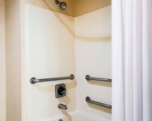 Quality Inn Harrisburg - Hershey Area - Harrisburg - Bathroom