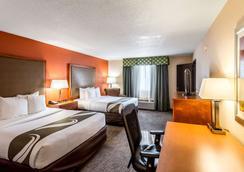 Quality Inn Nashville Downtown - Stadium - Nashville - Bedroom