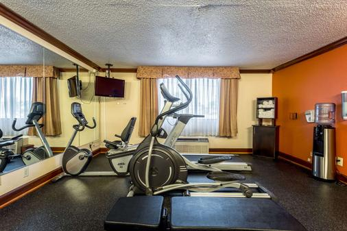 Quality Inn Nashville Downtown - Stadium - Nashville - Gym