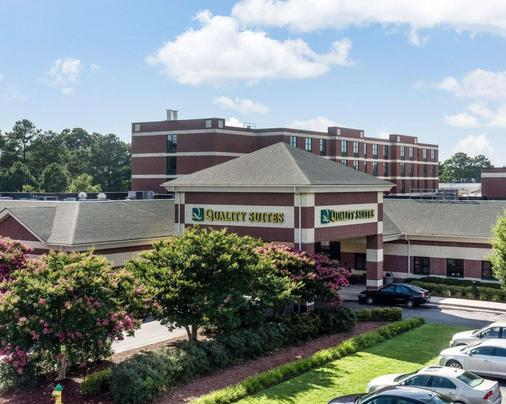 Quality Suites Lake Wright - Norfolk Airport - Norfolk - Building