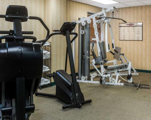 Quality Suites Lake Wright - Norfolk Airport - Norfolk - Gym
