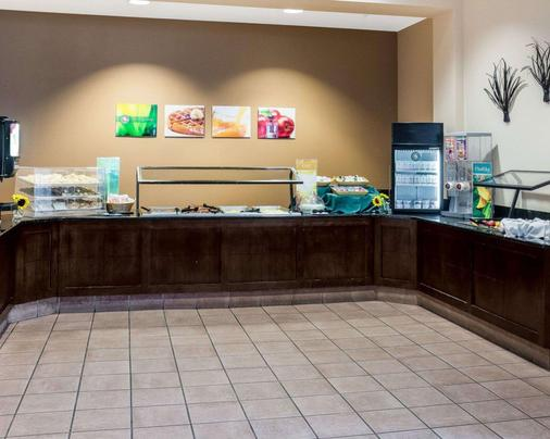 Quality Suites Lake Wright - Norfolk Airport - Norfolk - Buffet