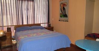 Hotel Othello - Quito - Bedroom